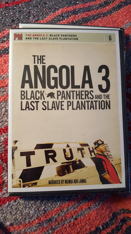 The Angola 3: Black Panthers and the Last Slave Plantation DVD