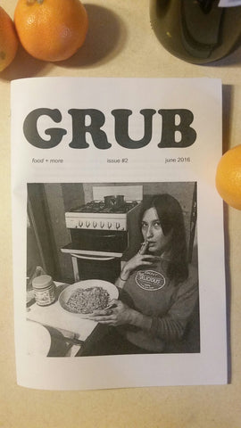 Grub #2 - Pioneers Press