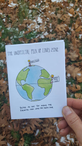 The Unofficial Pick Up Lines Zine