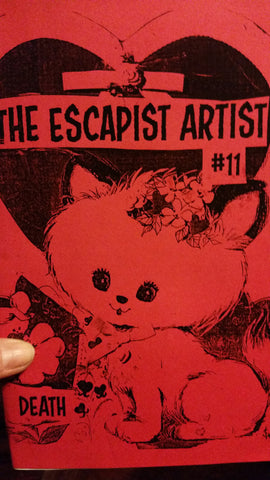 The Escapist Artist #11 / Pieces #9 - On Death - Pioneers Press
