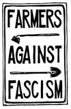 #S03 Farmers Against Fascism sticker