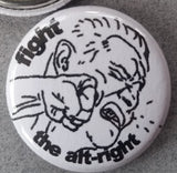 Fight the Alt-Right Pin