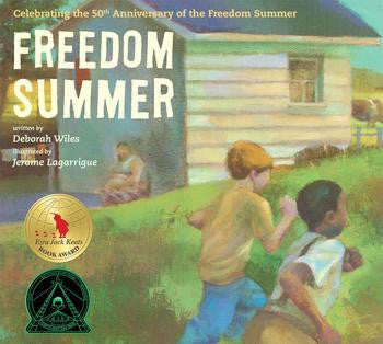 Freedom Summer (Hardcover)