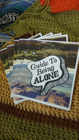 Guide to Being Alone - Pioneers Press
