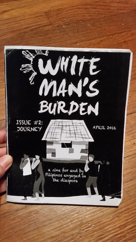 White Man's Burden, Issue #2: Journey