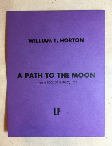 "INDEX Issue 7: ""A Path to the Moon"" by Wiliam T. Horton, 1898"