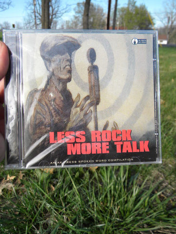 Less Rock, More Talk: A Spoken Word Compilation - Pioneers Press