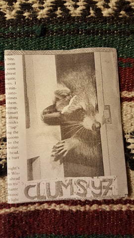 Clumsy #7 - Pioneers Press