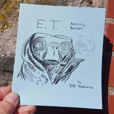 E.T. Activity Book - Pioneers Press
