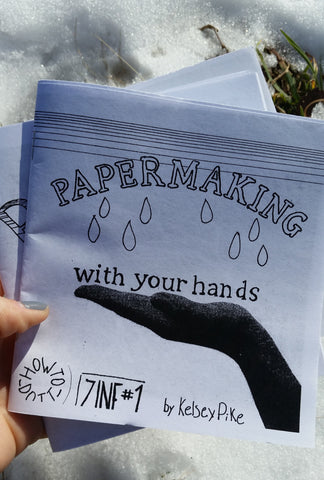 Papermaking with Your Hands - Pioneers Press