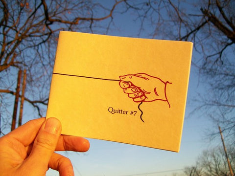 Quitter #7 - Pioneers Press