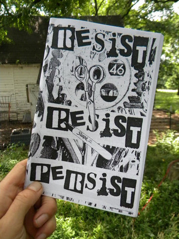Resist #46 - Pioneers Press