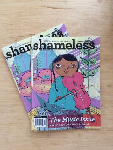 Shameless Issue 32 (Spring 2016) The Music Issue