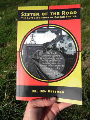 Sister of the Road Book: Boxcar Bertha - Pioneers Press