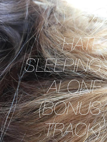 Hate Sleeping Alone (Bonus Track) e-book - Pioneers Press