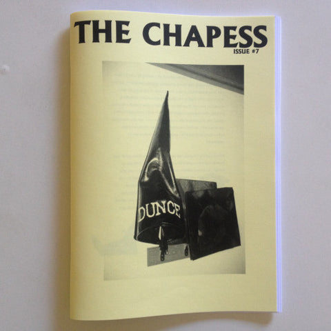 The Chapess Issue #7 - Pioneers Press