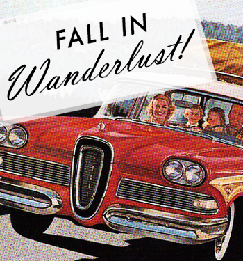 """Fall in Wanderlust"" Mystery Pack"