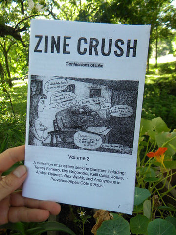 Zine Crush Volume 2 - Pioneers Press