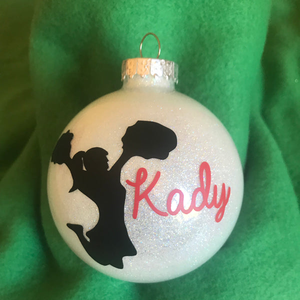 Cheer Ornament