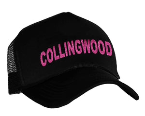 Collingwood Snapback Trucker Cap