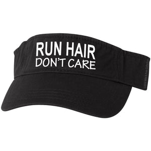 Run Hair Don't Care Visor