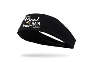 Boat Hair Don't care Graphic Headband