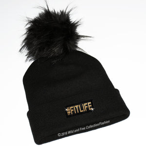#Fitlife Beanie Hat