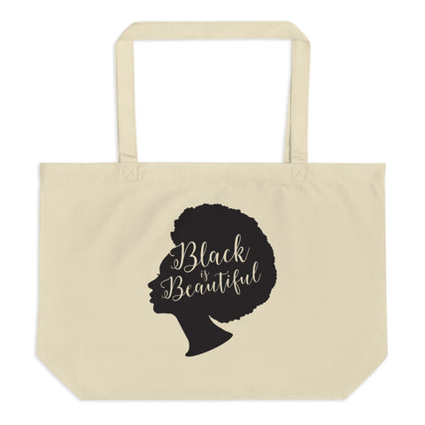 Black Is Beautiful 2.0 Tote
