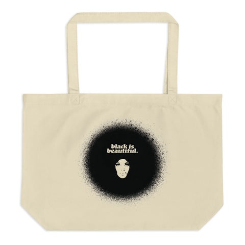 Black Is Beautiful Tote