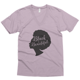 Black Is Beautiful 2.0 V-Neck