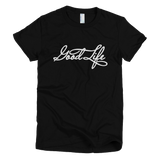 Bon Bon Vie Good Life T-Shirt Black