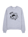 Bon Bon Vie Vintage Natural Sweatshirt Heather Gray