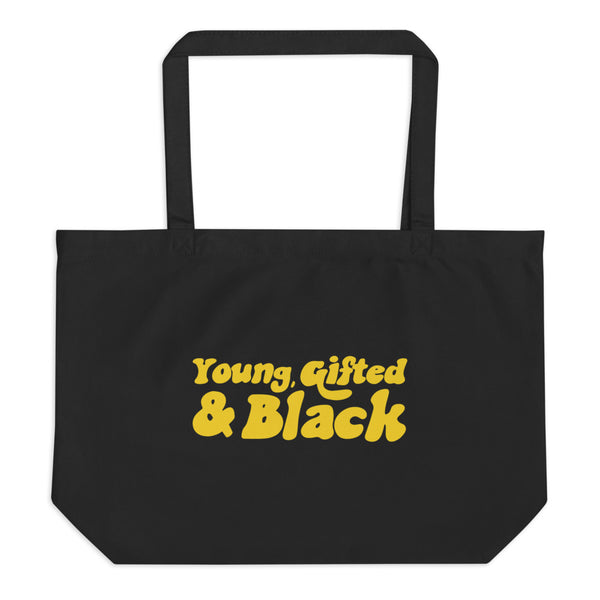 Young, Gifted & Black Tote