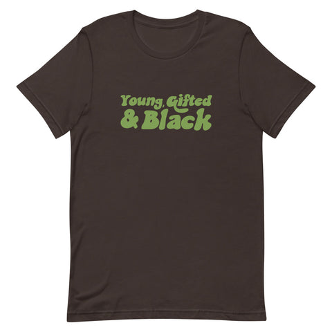 Young, Gifted & Black T-Shirt