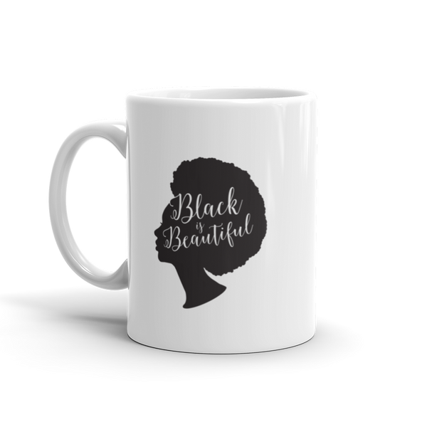 Black Is Beautiful 2.0 Mug