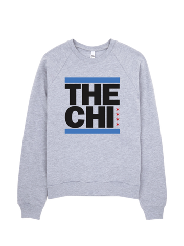 Bon Bon Vie The Chi Sweatshirt Heather Gray