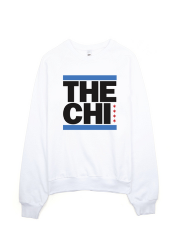 Bon Bon Vie The Chi Sweatshirt White