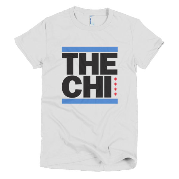 Bon Bon Vie The Chi T-Shirt White