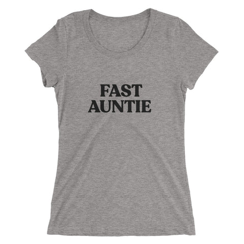 Fast Auntie