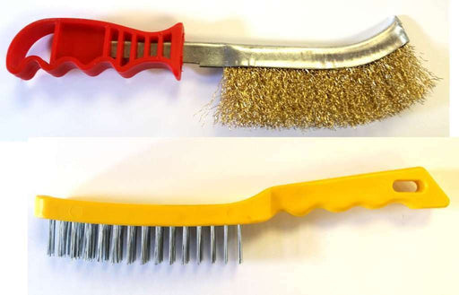 DIY Heavy Duty Wire Brush For Cleaning Dirty Rust Weld Steel Mechanics Engineer - Xtremeautoaccessories
