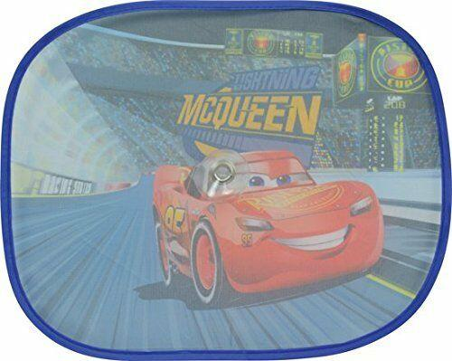 Disney Pixar Cars Side Car Sun shade X2 - 36cm x 44cm UV Protection for Children - Xtremeautoaccessories
