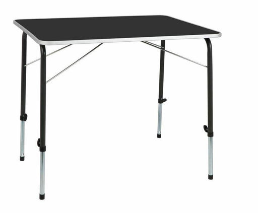 ADJUSTABLE ALUMINIUM DELUXE LARGE CAMPING TABLE - Tent caravan motorhome Durable - Xtremeautoaccessories