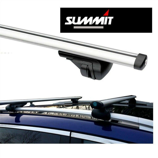 Cross Bars Roof Rack Aluminium Locking fits Ford Focus I II Estate 1998-2010 - Xtremeautoaccessories