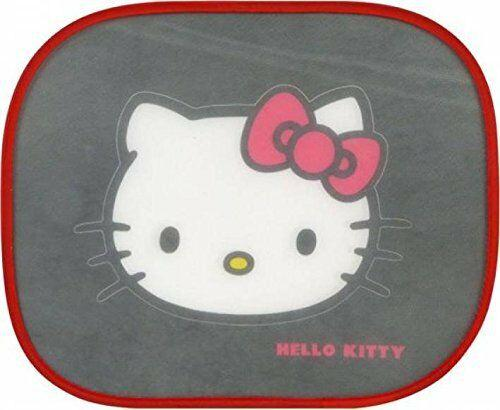 Disney Cartoon Hello Kitty Side Car Sun Shade  X2 UV Protection for Children - Xtremeautoaccessories