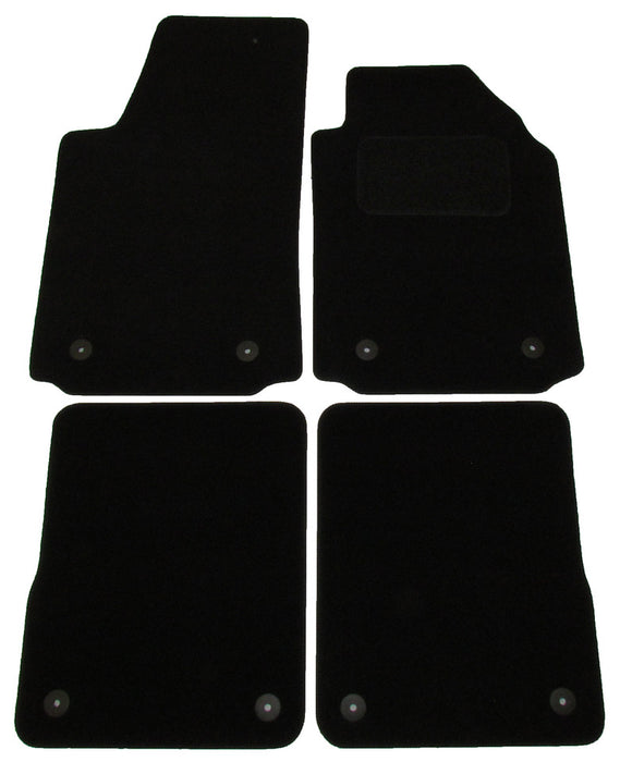 Exact Fit Tailored Car Mats Audi A2 (2000-2005)