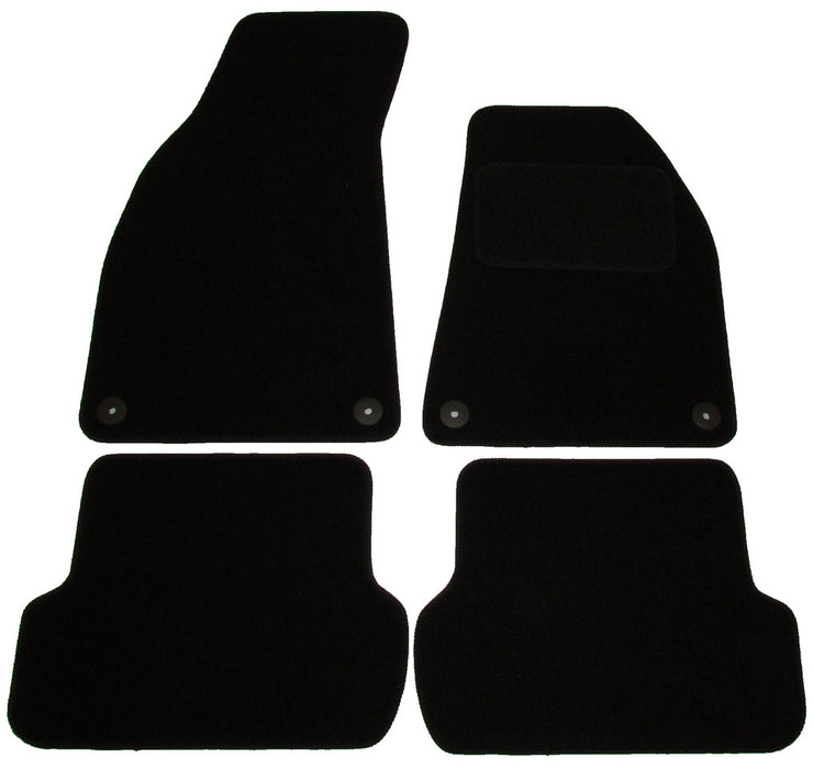Exact Fit Tailored Car Mats Audi A4 (2002-2005)