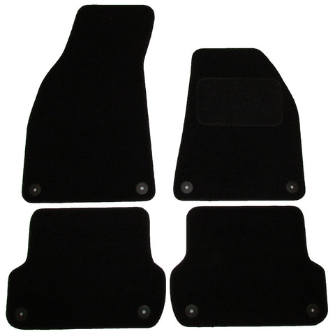 Exact Fit Tailored Car Mats Audi A4 (2006-2008)