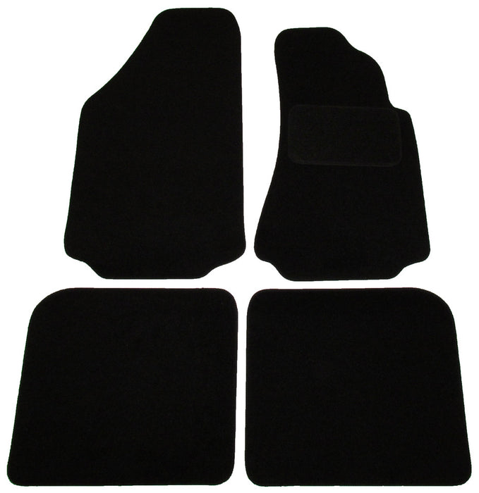 Exact Fit Tailored Car Mats Audi A4 Cabriolet (2001-2005)