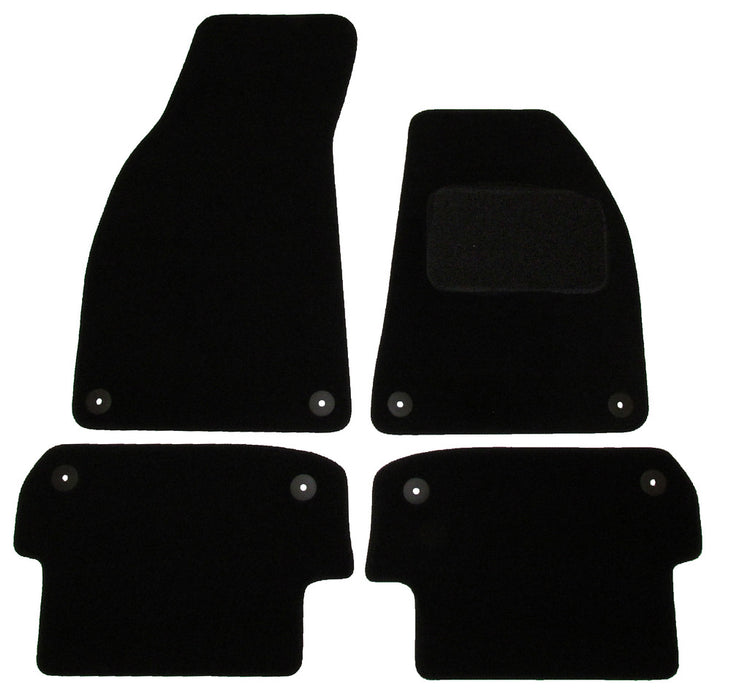 Exact Fit Tailored Car Mats Audi A4 Cabriolet (2005-Onwards)