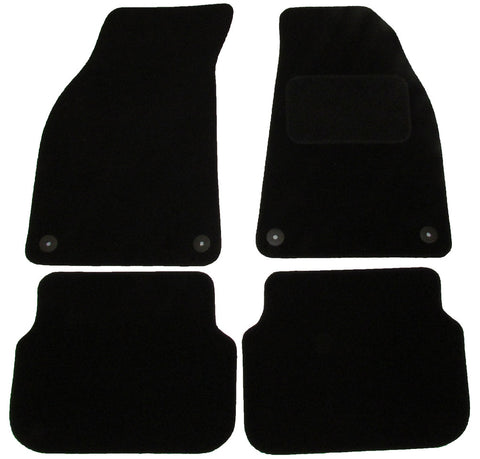 Exact Fit Tailored Car Mats Audi A6 [Not Quattro] (2004-2009)